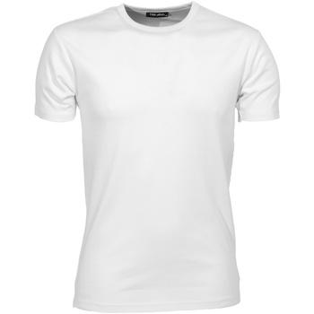 Vêtements Homme T-shirts manches courtes Tee Jays Interlock Blanc