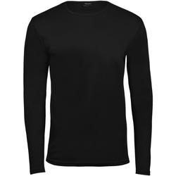 Vêtements Homme T-shirts manches longues Tee Jays TJ530 Noir