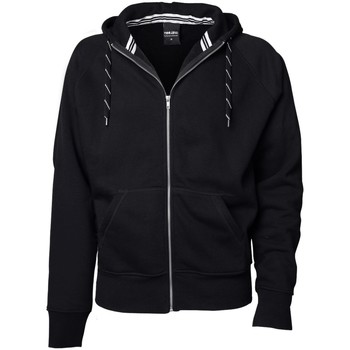 Vêtements Homme Sweats Tee Jays Hooded Noir