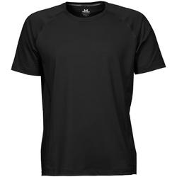 Vêtements Homme T-shirts manches courtes Tee Jays Cool Dry Noir