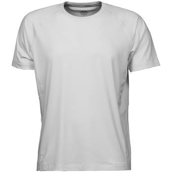 Vêtements Homme T-shirts manches courtes Tee Jays TJ7020 Blanc