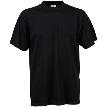 Vêtements Homme Et acceptez notre Polique de Protection des Données Tee Jays TJ8000 Noir