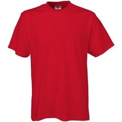 Vêtements Homme T-shirts manches courtes Tee Jays TJ8000 Rouge