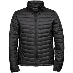 Vêtements Homme Doudounes Tee Jays TJ9630 Noir