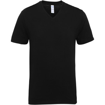 Vêtements Homme T-shirts manches courtes Gildan Premium Noir