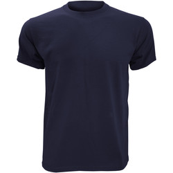 Vêtements Homme T-shirts manches courtes Fruit Of The Loom 61212 Bleu marine