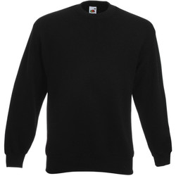 Vêtements Homme Sweats Fruit Of The Loom 62202 Noir