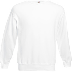 Vêtements Homme Sweats Fruit Of The Loom 62202 Blanc