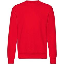 Vêtements Homme Sweats Fruit Of The Loom 62202 Rouge