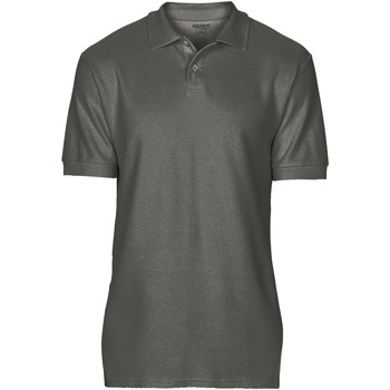 Vêtements Homme Polos manches courtes Gildan Softstyle Gris foncé