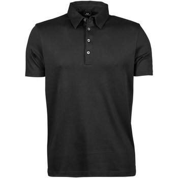 Vêtements Homme Polos manches courtes Tee Jays TJ1440 Noir