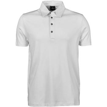 Vêtements Homme Polos manches courtes Tee Jays TJ1440 Blanc