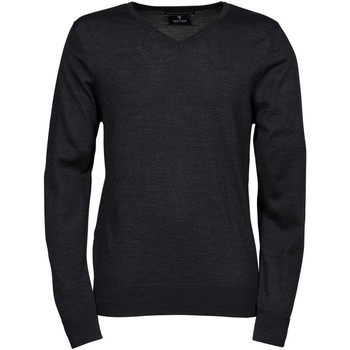 Vêtements Homme Pulls Tee Jays Knitted Noir