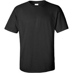 Vêtements Homme T-shirts manches courtes Gildan Ultra Noir