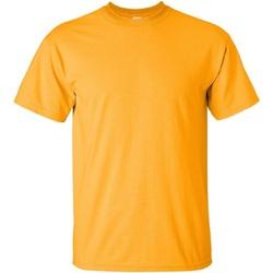 Vêtements Homme T-shirts manches courtes Gildan Ultra Or