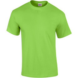 Vêtements Homme T-shirts manches courtes Gildan Ultra Vert citron
