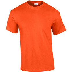 Vêtements Homme T-shirts manches courtes Gildan Ultra Orange