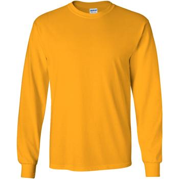 Vêtements Homme T-shirts manches longues Gildan Ultra Or