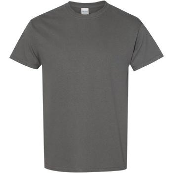 Vêtements Homme T-shirts manches courtes Gildan Heavy Gris foncé