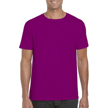 Vêtements Homme T-shirts manches courtes Gildan Soft-Style Fruits rouges