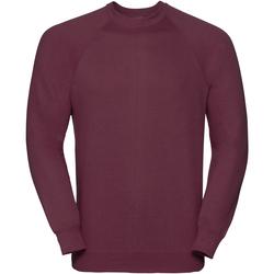 Vêtements Homme Sweats Russell Sweatshirt classique BC573 Bordeaux