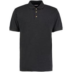 Vêtements Homme Polos manches courtes Kustom Kit Work Gris foncé
