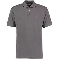 Vêtements Homme Polos manches courtes Kustom Kit Work Graphite