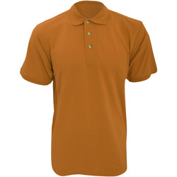 Vêtements Homme Polos manches courtes Kustom Kit Work Orange