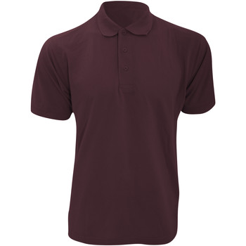 Vêtements Homme Polos manches courtes Kustom Kit Klassic Bordeaux