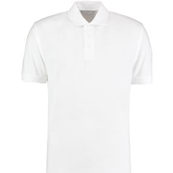Vêtements Homme Polos manches courtes Kustom Kit Klassic Blanc