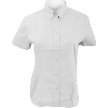 Vêtements Femme Chemises / Chemisiers Kustom Kit Oxford Blanc