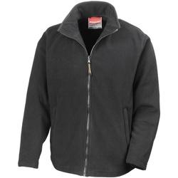 Vêtements Homme Polaires Result R115M Noir