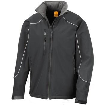 Vêtements Homme Coupes vent Result R118X Noir