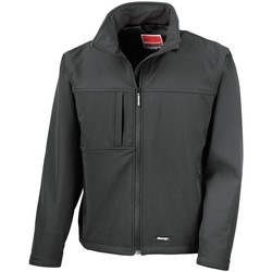 Vêtements Homme Blousons Result R121X Noir