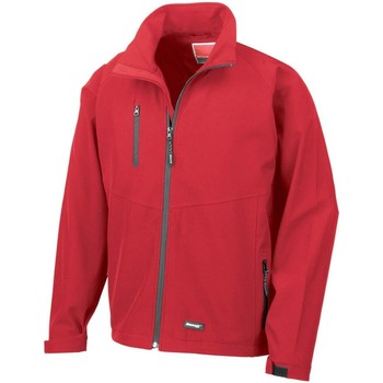 Vêtements Homme Coupes vent Result Softshell Rouge