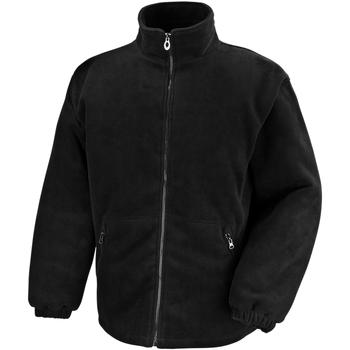 Vêtements Homme Polaires Result Polartherm Noir