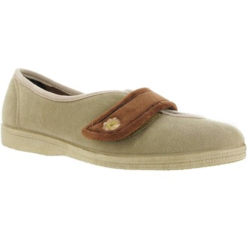 Chaussures Femme Chaussons Mirak Andrea Beige