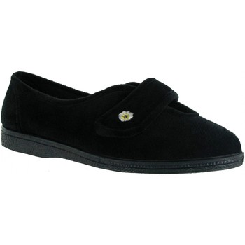 Chaussures Femme Chaussons Mirak Andrea Noir