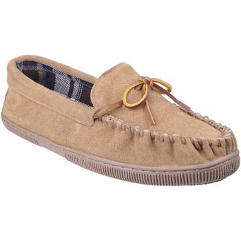 Chaussures Homme Mocassins Cotswold Alberta Beige