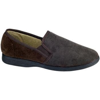 Chaussures Homme Chaussons Mirak Tim Marron