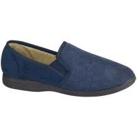 Chaussures Homme Chaussons Mirak Tim Bleu marine