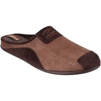 Chaussures Homme Chaussons Cotswold Slip On Marron