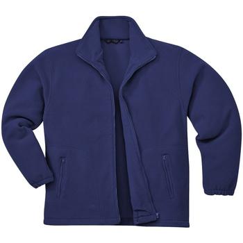 Vêtements Homme Polaires Portwest Argyll Bleu marine