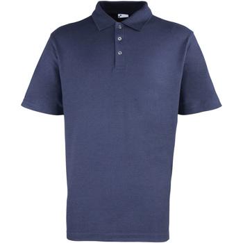 Vêtements Homme Polos manches courtes Premier Stud Bleu marine