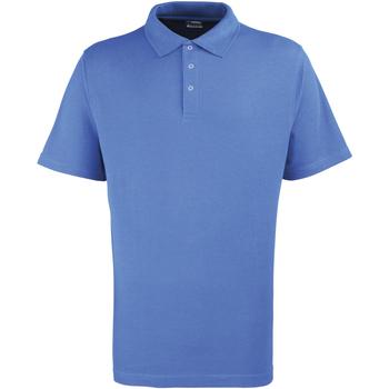 Vêtements Homme Polos manches courtes Premier Stud Bleu roi