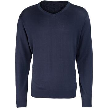 Vêtements Homme Pulls Premier PR694 Bleu marine