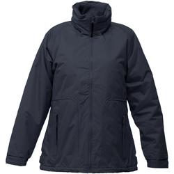 Vêtements Femme Coupes vent Regatta TRA306 Bleu marine