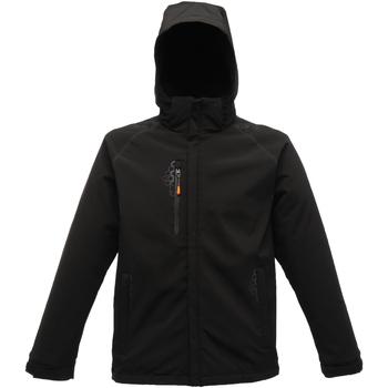 Vêtements Homme Coupes vent Regatta Softshell Noir