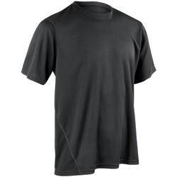 Vêtements Homme T-shirts manches courtes Spiro Performance Noir