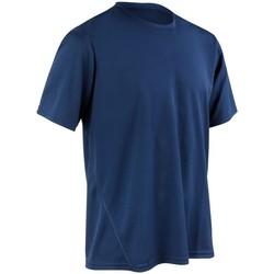 Vêtements Homme T-shirts manches courtes Spiro Performance Bleu marine